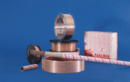COPPER COATED WELDING WIRES (TIG / MIG / SAW)